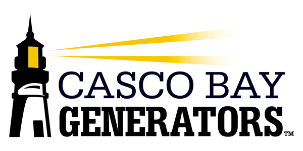 Casco Bay Generators logo